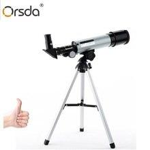 אסטרונומיים עבור Smartphone טלסקופ זום עדשת 30x 60X משקפת מצלמה HD Telescopio טלה עם קליפ עדשות עבור הסלולר