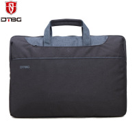 DTBG Men Laptop Handbags Designer Portable Totes Carrying Office Business Preferred Cases Messenger Bag