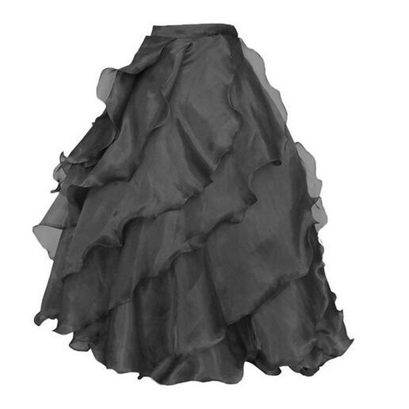 Online Get Cheap Long Tiered Skirt -Aliexpress.com   Alibaba Group