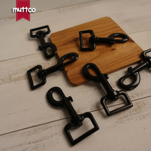 Dog-Leash-Accessory Clasps Hardwar Metal-Hook BLACK Wholesale PK-007 SPRAY Environmental