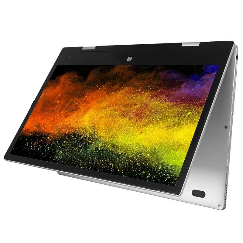 Jumper Ezbook X1 ordinateur portable 11.6 pouces Fhd Ips écran tactile 360 degrés rotation Ultrabook 4Gb + 128Gb 2.4G/5Ghz Wifi ordinateur portable - 6