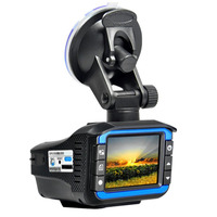 Durable Vehicle Mounted Auto Accessories Car DVR Camera Dash Cam Night Vision Audio Video Record Radar