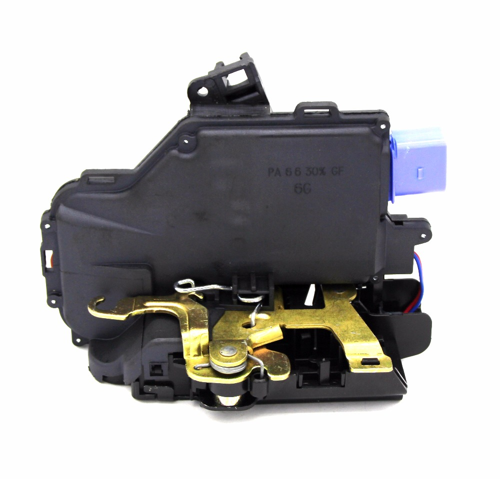 3D4839016A 7L0839016D REAR RIGHT SIDE DOOR LOCK ACTUATOR CENTRAL MECHANISM FOR VW TOUAREG (7LA, 7L6, 7L7) 2002-2010