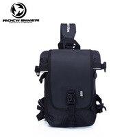 New Motorcycle Bag Black Waterproof Motocross Backpack Touring Luggage Motorbike Single Shoulder Bag Motorcycle Fuel Tank Bags