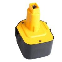 For DeWalt DE9071 12V 2000mAh Rechargeable Battery Power Tools Batteries For Drill DE9074 DE9075 DC9071 DE9037