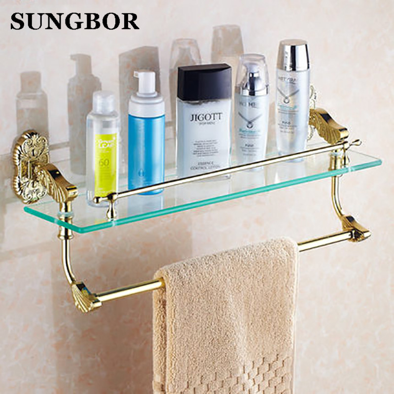 Affordable Onlineshop Weiantike Messing Bad Bad Glas Lagerregal Wandhalter  Bad Regal Mit Slr Aliexpress Mobil With Bad Regal Wei.