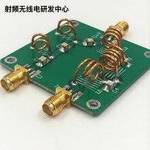 ใหม่ 1PC UV Combiner UV Splitter UV Splitter LC ชุดกรองสูงความถี่ Combiner เสาอากาศ RF Combiner