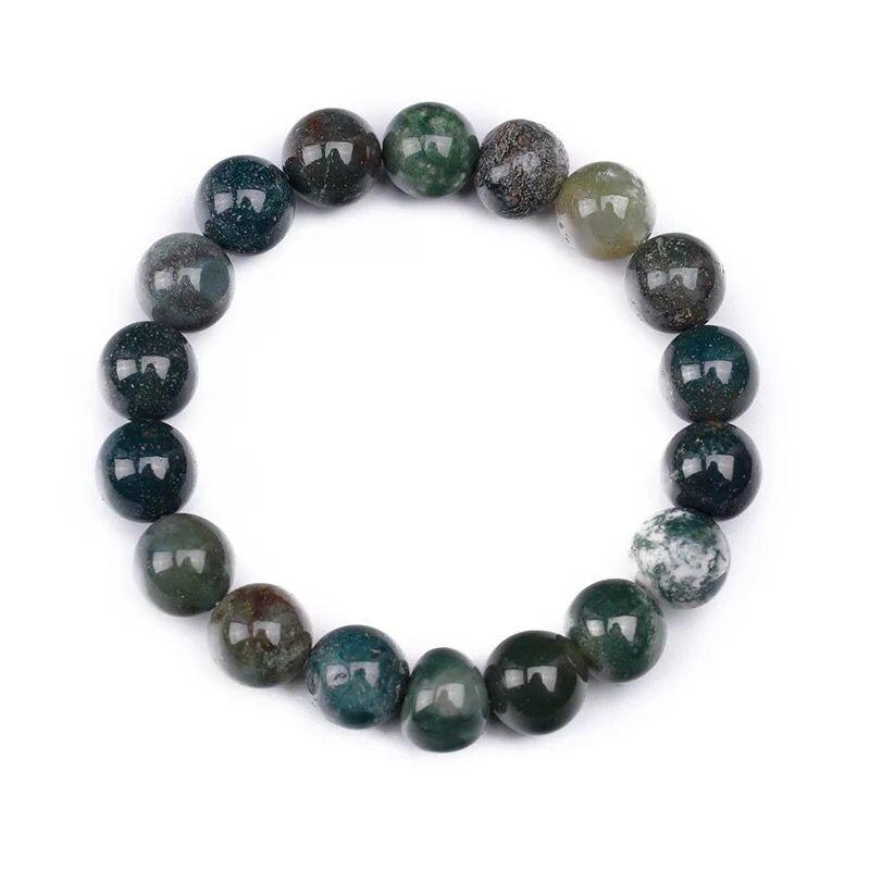 8-10MM φυσικό αχάτη κεχριμπάρι - Κοσμήματα - Φωτογραφία 5