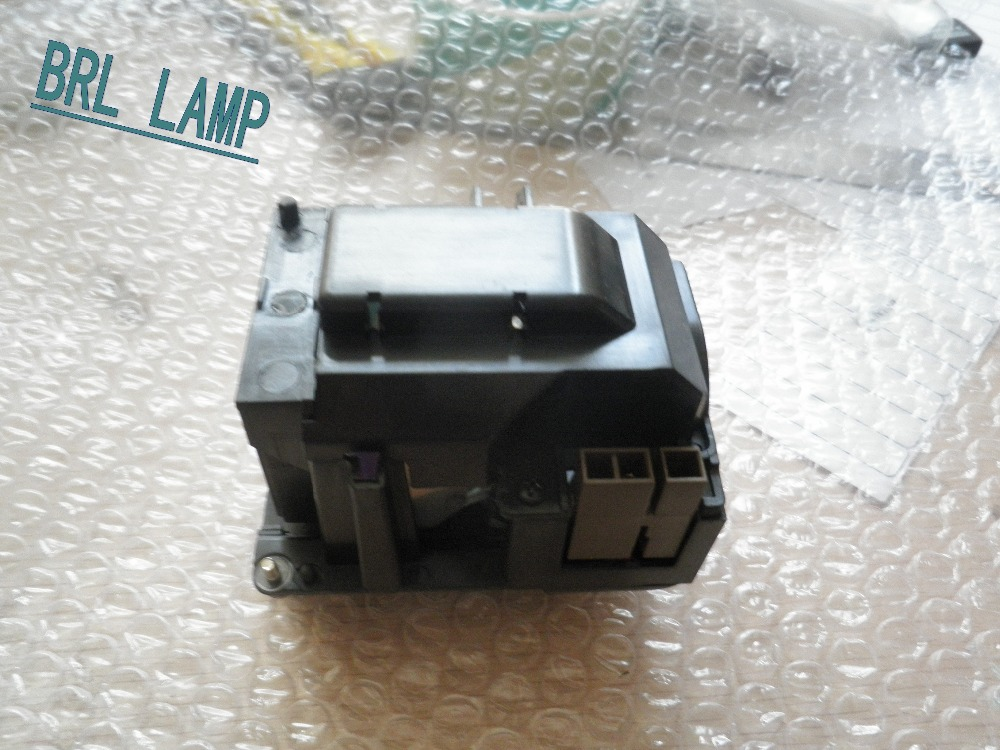 Free Shipping compatible projector lamp with housing LV-LP25 for LV-X5 free shipping compatible projector lamp with housing r9832752 for barco rlm w8