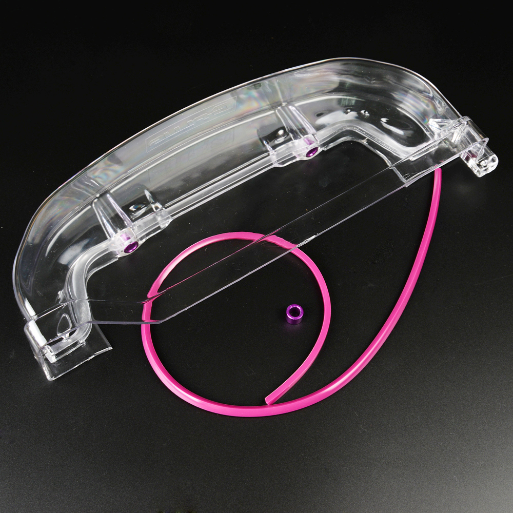 hight resolution of free shipping clear cam gear timing belt cover for mitsubishi eclipse 4g63 turbo rvr evo 1 2 3 in air intakes from automobiles motorcycles on