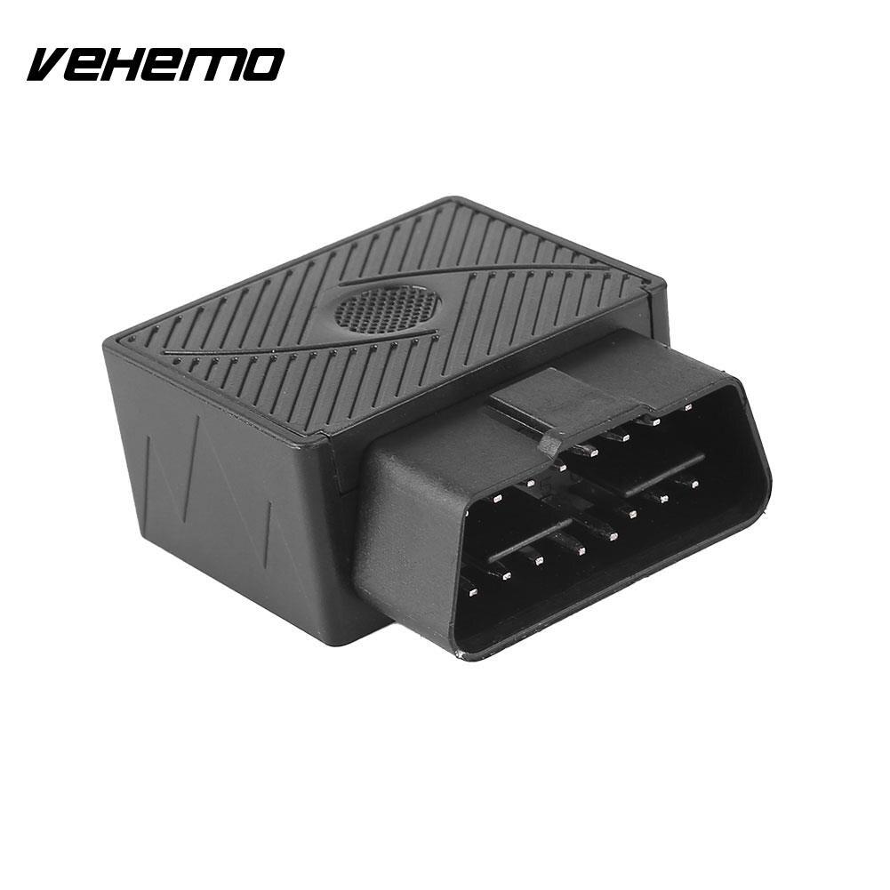 купить Car GPS Mini OBD II Interface Real Time Vehicle Tracking Device 3.7V Universal по цене 1428.63 рублей