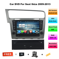 FOR VW GOLF 7 Android 6 0 Car DVD Player Octa Core 8Core 2G RAM 1080P