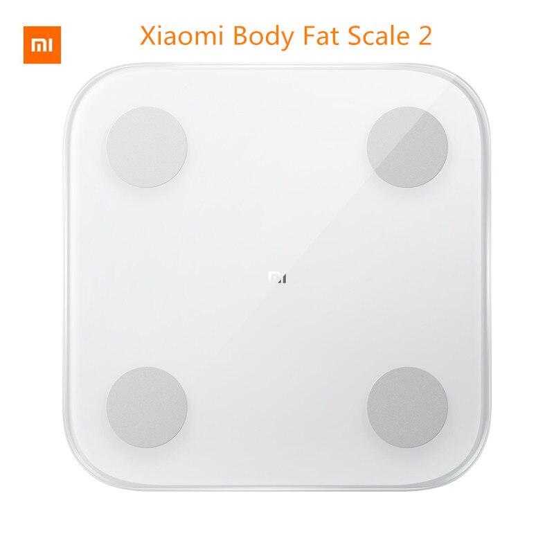 Xiaomi Mi-Scale Bathroom Smart-Body Original Floor Digital Electronic Fat 2