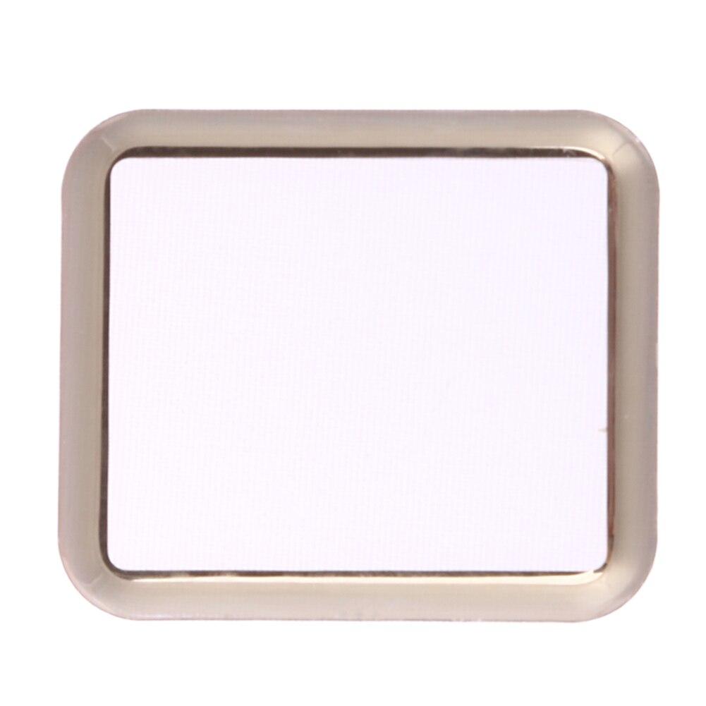 Для iwatch ультра-тонкий 3D покрытие поверхности Сталь взрывозащищенный Стекло Экран протектор для iwatch 38 мм полный покрытые