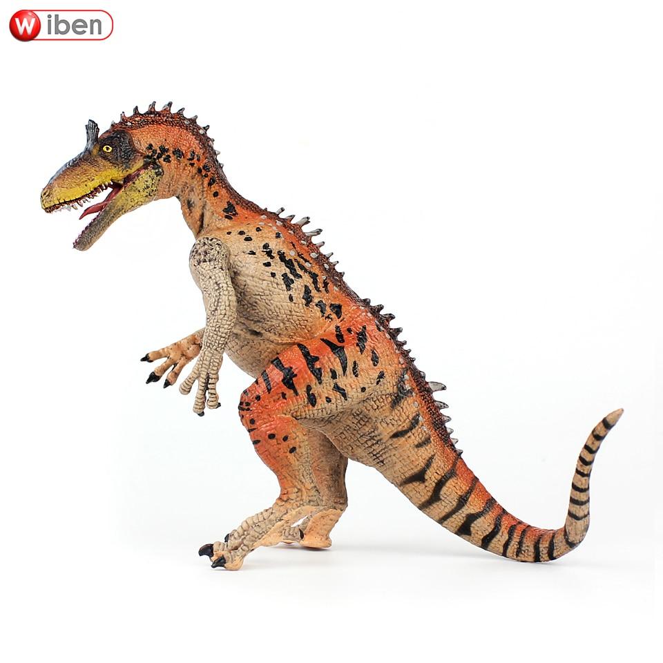 Vitae Wuerhosaurus Prehistoric Jurassic animal modle HOT FIGURE TOYS