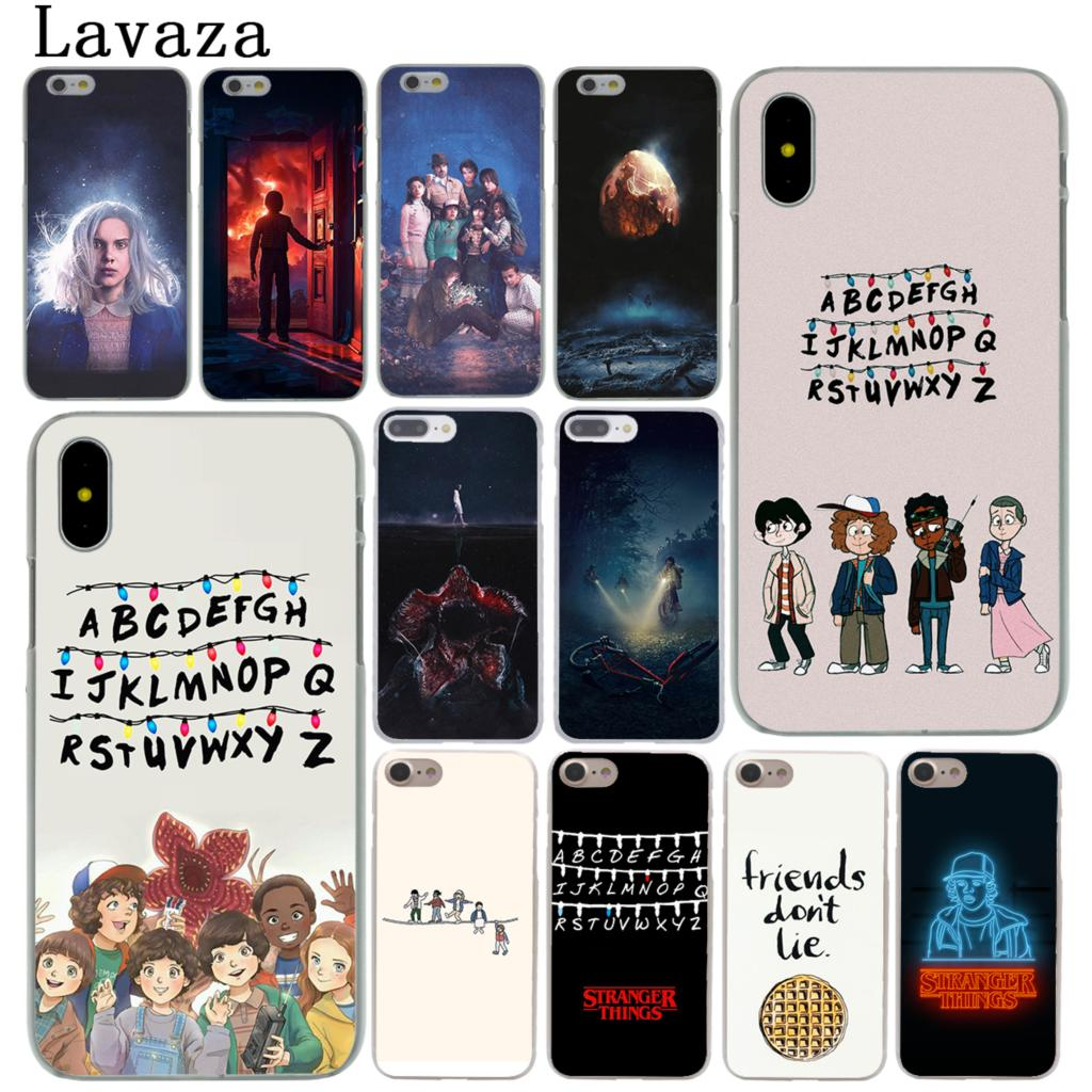 Lavaza Stranger Things Lights Winona Ryder Phone Case for
