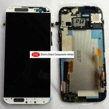 Test HTC ONE M8 LCD ekran + dokunmatik sayısallaştırıcı ekran meclisi HTC ONE M8 ekran çerçeve değiştirme ile onarım bölümü