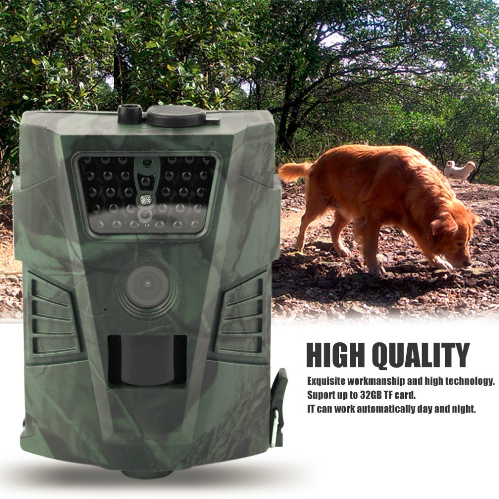 Étanche Trail chasse de base caméra sauvage chasseur Cam HT001 jeu faune forêt animaux caméras piège