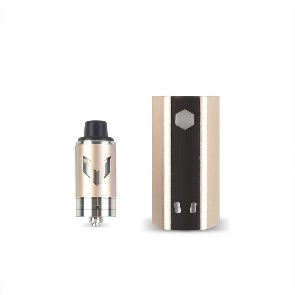 subtech, Newest original subtech 100W vape kit LED Screen with 2000mah bulit-in battery vape high quality Huge Vapor Electronic Cigarette