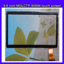 New Black 9.6″MTK6592,I960,T950S tablet MGLCTP 90894 touch screen Touch panel Digitizer Glass Sensor Replacement
