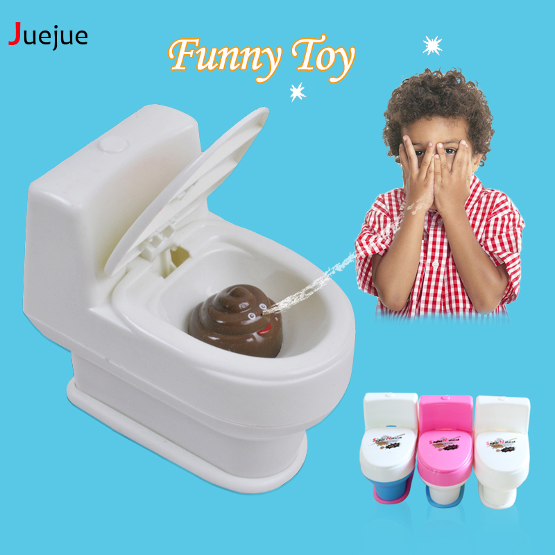 Hot Sell Halloween Spray Water Toilet Closestool Vent Jokes Gags Pranks Maker Trick Fun Novelty <font><b>Funny</b></font> <font><b>Gadgets</b></font> Blague Tricky Gift image