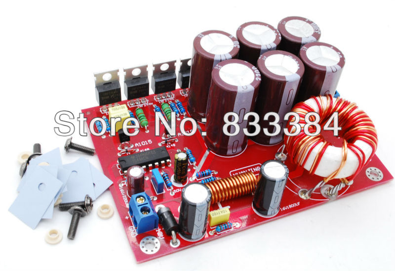 DC12V to DC 32V Boost Power Supply Board 180W Recommend