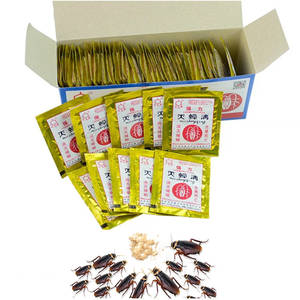 Cockroach Killing Pest-Control-Products Killer-Trap Effective Anti-Pest 100pcs Powder