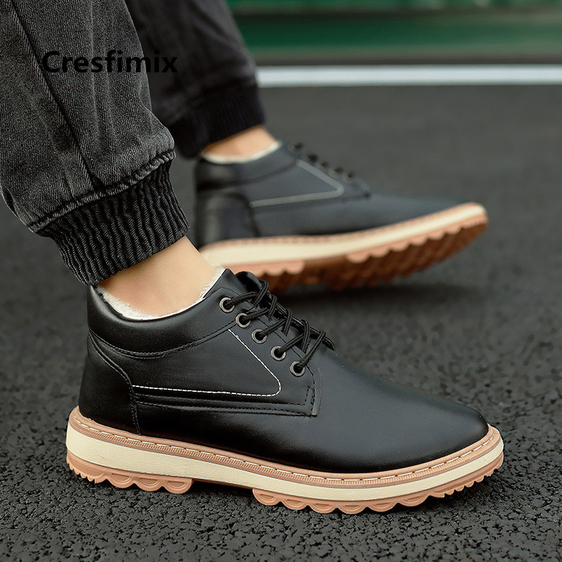 Cresfimix zapatos hombre male fashion comfortable