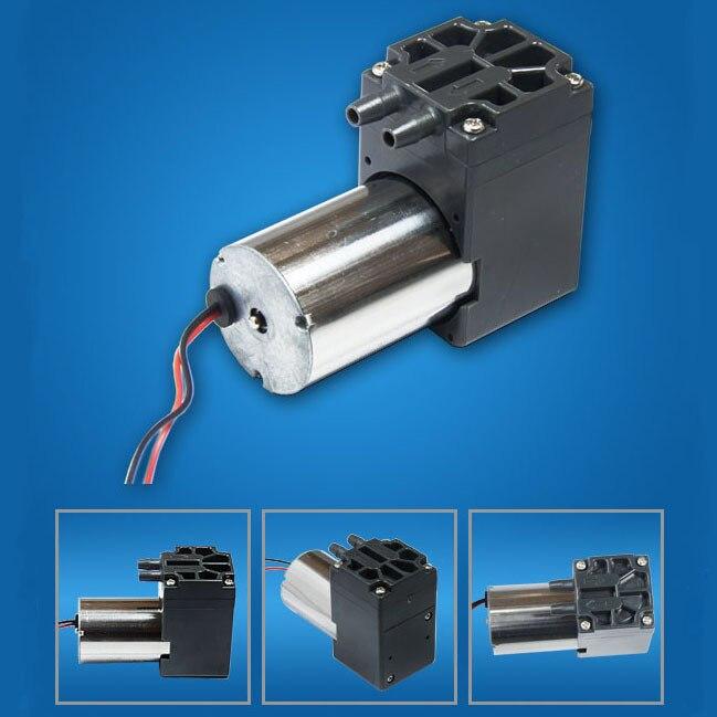 ФОТО 170kpa pressure 10l/m DC brushless  9v vacuum air pump