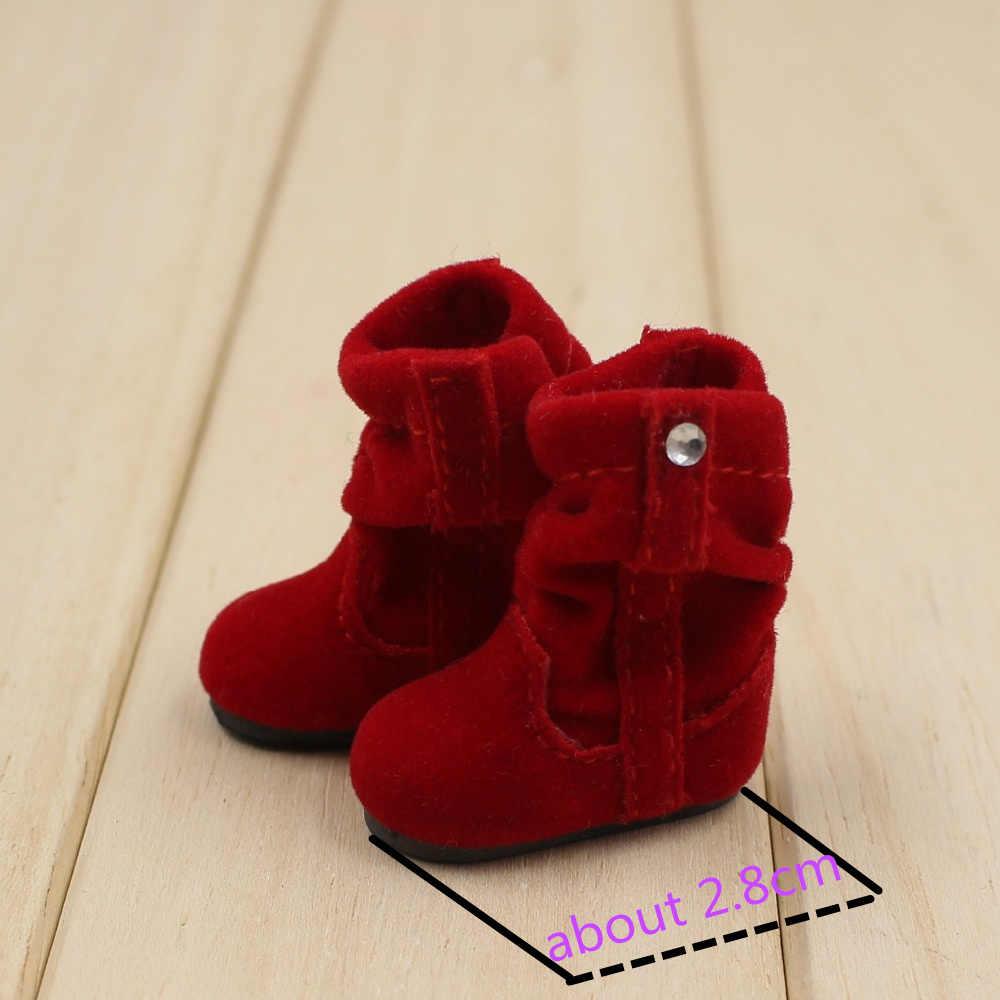 Blyth кукла ледяные зимние сапоги игрушка обувь леди sytle