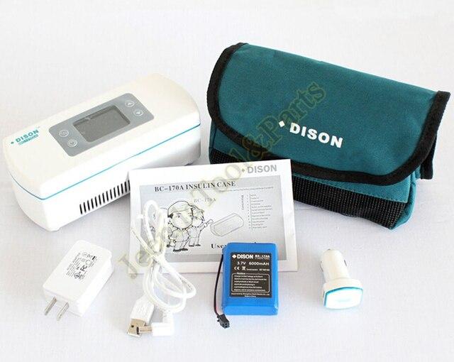 Kleiner Kühlschrank Für Medikamente : Neue insulin kühler kühlkoffer tragbare medikament reefer auto