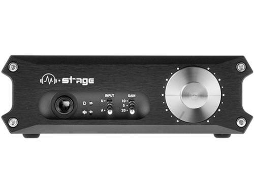 M-Stage HPA-3U Class Matrix A Headphone Amplifier USB DAC XMOS DSD Decoder 110V to 240V