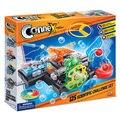 Educacional 120 estilo Circuit combinação científica do conjunto brinquedo criativo surpreendente Kits ajudar as crianças aprender ciência