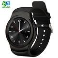Мода № 1 G3 Мужчины/женщины Спорт Bluetooth Smart Watch Поддержка SIM/TF Карты Сердечного Ритма Монитор MTK2502 Для Apple Iphone IOS Android