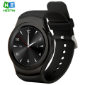 Fashion No.1 G3 Men/women Sport Bluetooth Smart Watch Support SIM/TF Card Heartrate Monitor MTK2502 For Apple Iphone IOS Android