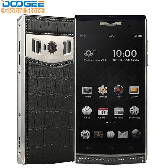 Оригинал DOOGEE T3 двойной Экран смартфон 4.7 дюймов HD + 0.96 дюйма 3 ГБ + 32 ГБ android6.0 Dual SIM восьмиядерный телефона 13.0mp 3200 мАч
