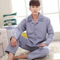 Pijama hombre Хлопок Мужчины Зима Пижамы Набор плед pijamas masculinos мужские пижамы pijama седа para hombre L XL XXL xxxl наборы