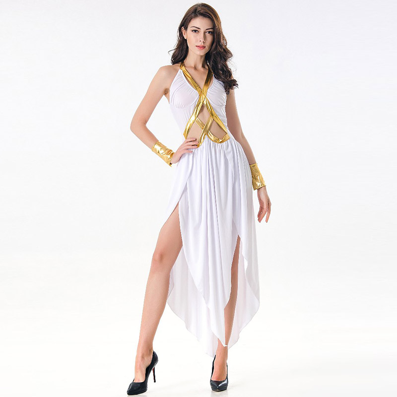 Sexy Ethereal Greek Goddess Costume