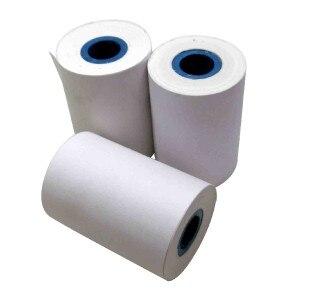 50mm * 20 m papier do druku na ECG80A/ECG90A/ECG100G maszyna do kanału EKG maszyna Monitor pacjenta druk termiczny rolki papieru