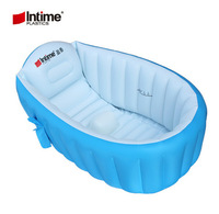 Genuine Environmental Protection Inflatable Bath Basin Children's Bath Barrel Baby Swimming Pool