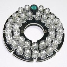 Аксессуары системы видеонаблюдения инфракрасный свет 36 зерна 850nm IR LED доска для наблюдения ночного видения диаметр 53 мм