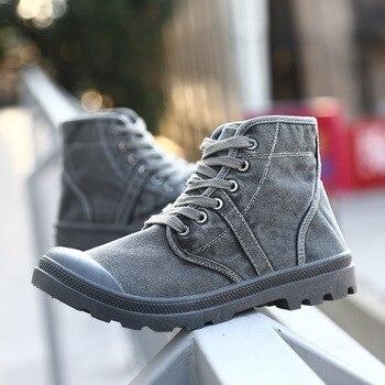 Flats Platform Hip Hop Vulcanize Sneakers 1