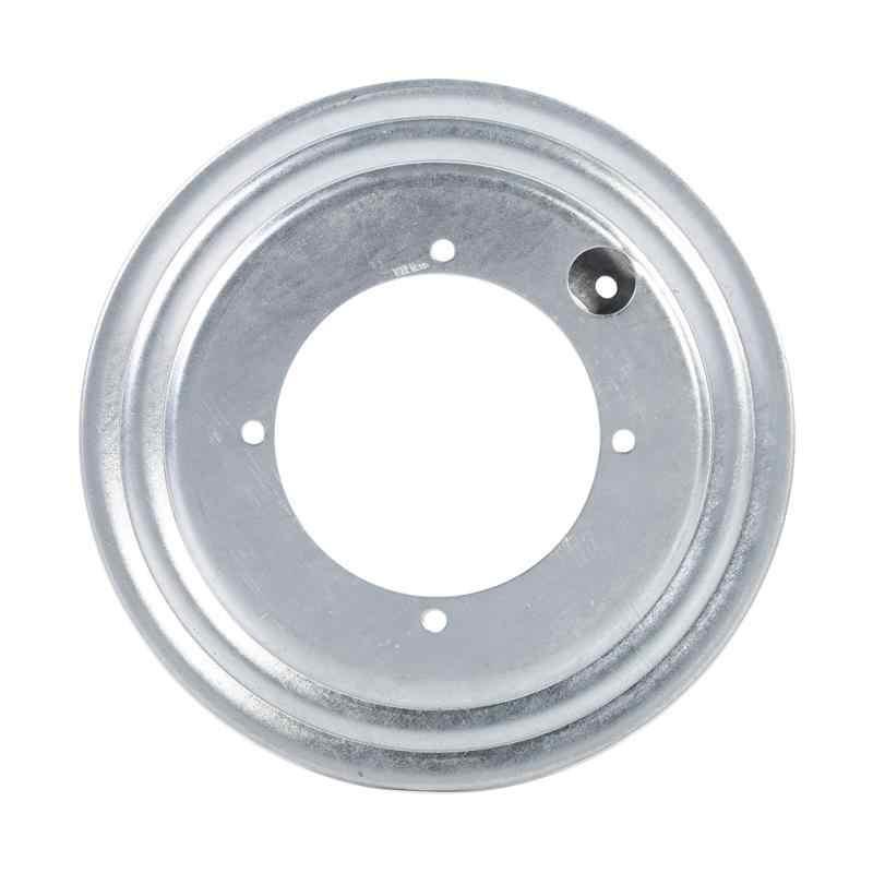 4 типа серебристого/черного цвета посуда мощный, Круглый оцинкованный вращающийся поднос для приправ вращающийся подшипник поворотная пластина