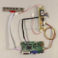 Details About DVI VGA Driver Board Work For 12 3inch 1280 480 LQ123K1LG03 Lcd Panel