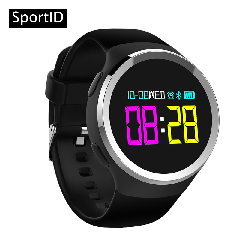 Smart Watch Men Fitness Tracker Woman N69 Wristwatch Sports Bracelet Heart Rate Monitor Pedometer Calorie Band for Android IOS wireless heart rate monitor watch smart pedometer fitness tracker for sports