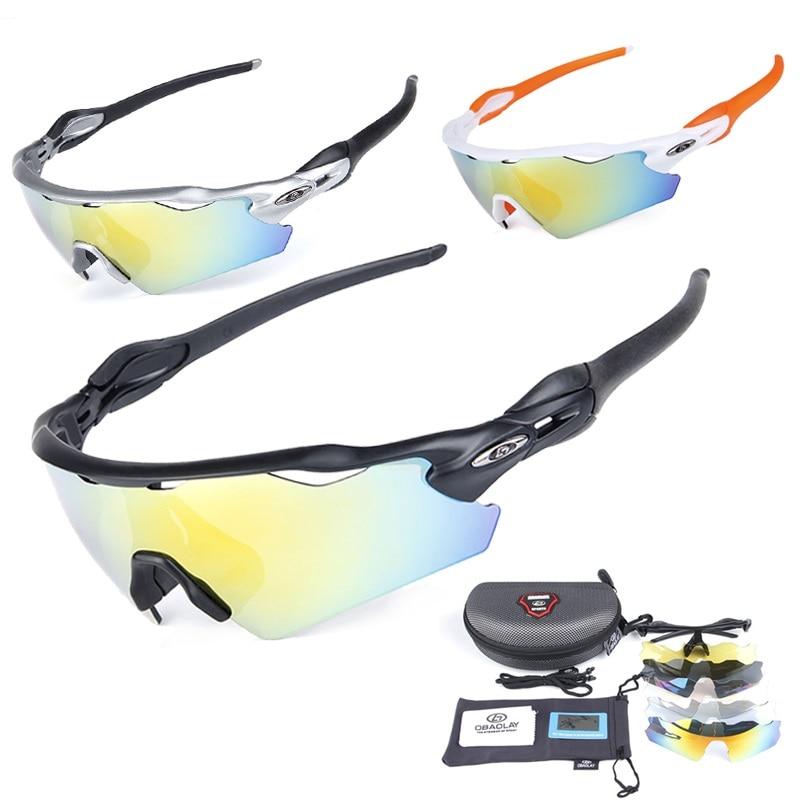 Prix pour Hommes Cyclisme Lunettes Professionnel Polarisées Équitation VTT lunettes de Soleil Montagne Route Oculos Sport UV Protection Lunettes Vélo Lunettes