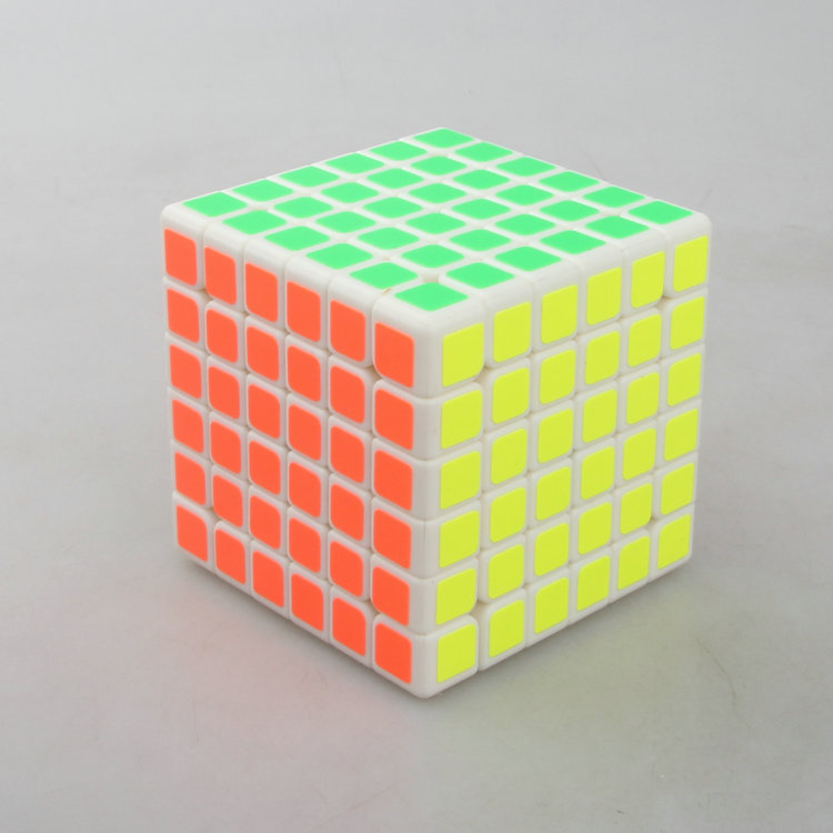 YJ MoYu WeiShi 6X6X6 69mm Magic Cube Speed Puzzle Twist Cubes Cubo Magico Educational Toys Kids