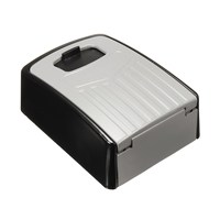 Safurance 4 Digit Safe Security Outdoor Storage Key Hide Box Wall Mounted Combination Lock Home Safety