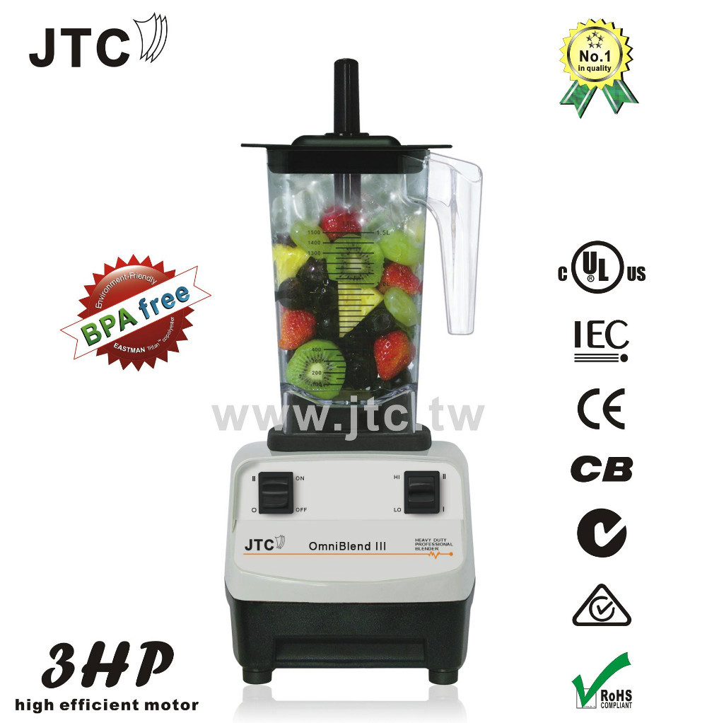 Commercal Blender with BPA free jar, Model:TM-788AT, Grey, free shipping, 100% guaranteed, NO. 1 quality in the world the tear jar