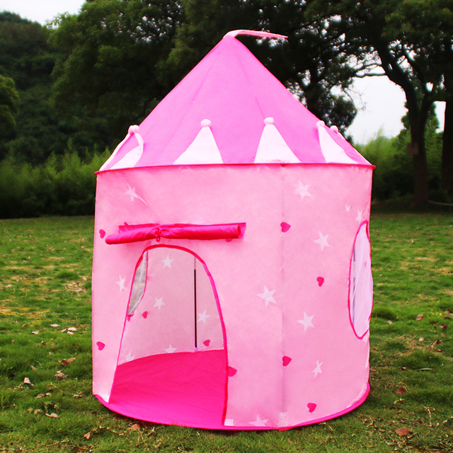 Princess Castle Play Tent Gift for Girls / Boys - Childrens Play Tents for Indoor u0026 & Princess Castle Play Tent Gift for Girls / Boys Childrens Play ...